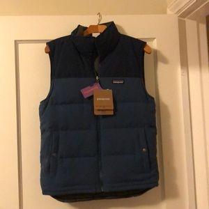 Reversible Patagonia vest